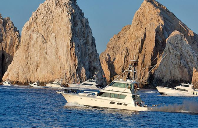 Bisbee black and blue marlin fishing boats