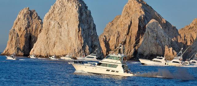 Bisbee black and blue marlin fishing boats